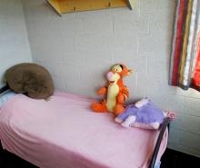 Admissions pavillon des adolescents - photo d'une chambre